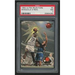 1992-93 Ultra Rejectors #4 Shaquille O'Neal (PSA 7)