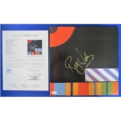 "Roger Waters Signed Pink Floyd ""The Final Cut"" Vinyl Record Album (JSA LOA)"