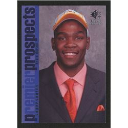 2007-08 SP Rookie Edition #106 Kevin Durant 96-97
