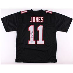 Julio Jones Signed Falcons Jersey (Radtke COA)