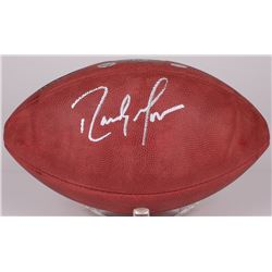 "Randy Moss Signed ""The Duke"" Official NFL Game Ball (Moss Hologram  Radtke COA)"