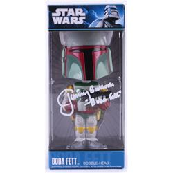 "Jeremy Bulloch Signed Star Wars ""Boba Fett"" Funko Bobble Head Inscribed ""Boba Fett"" (Radtke COA)"