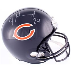 Jordan Howard Signed Bears Full-Size Speed Helmet (Schwartz COA)
