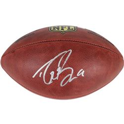 Drew Brees Signed  The Duke  Official NFL Game Ball (Steiner COA)