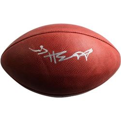 Antonio Brown Signed NFL Football (Steiner COA)