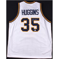 Bob Huggins Signed West Virginia Mountaineers Jersey (TSE Hologram)