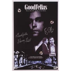 "Ray Liotta  Henry Hill Signed ""Goodfellas"" 11x17 Photo Inscribed ""Goodfellas"" (Schwartz COA  Hill Ho"