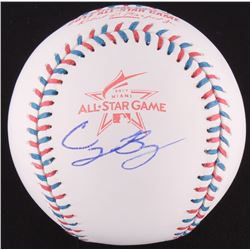 Cody Bellinger Signed 2017 All-Star Game Baseball (JSA COA)