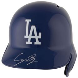 Cody Bellinger Signed Dodgers Full-Size Batting Helmet (Fanatics  MLB)