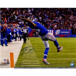 "Odell Beckham Jr. Signed Giants ""The Catch"" 16x20 Photo (Steiner COA)"