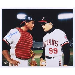 "Tom Berenger Signed ""Wild Thing"" 16x20 Photo (MAB)"