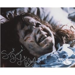 "Linda Blair Signed ""The Exorcist"" 8x10 Photo Inscribed ""Sweet Dreams!"" (JSA COA)"