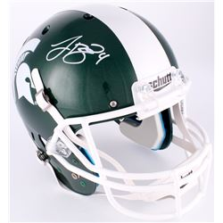Le'Veon Bell Signed Michigan Spartans Full-Size Helmet (Radtke COA)
