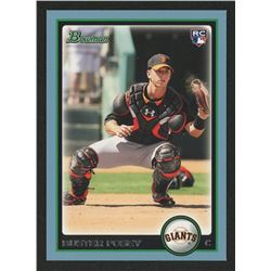 2010 Bowman #208 Buster Posey RC
