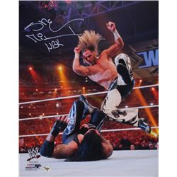 "Shawn Michaels Signed WWE 16x20 Photo Inscribed ""HBK"" (MAB Hologram)"