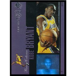 1996-97 SP Holoviews #PC18 Kobe Bryant