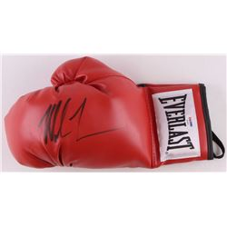 Mike Tyson Signed Everlast Boxing Glove (PSA)