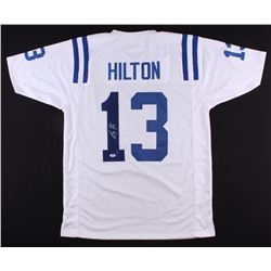 T. Y. Hilton Signed Colts Jersey (PSA)