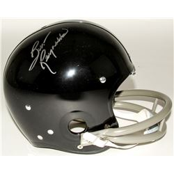 "Burt Reynolds Signed ""The Longest Yard"" Mean Machine Throwback Suspension Helmet (Steiner COA)"