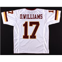 "Doug Williams Signed Redskins Jersey Inscribed ""SB XXII MVP"" (Radtke Hologram)"