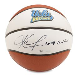 "Kevin Love Signed UCLA Bruins Limited Edition Logo Basketball Inscribed ""2008 Final Four"" (UDA)"