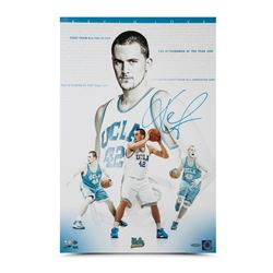 "Kevin Love Signed UCLA Bruins ""Westwood Wizards"" 16x24 Photo (UDA)"