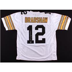 Terry Bradshaw Signed Steelers Jersey (Bradshaw Hologram)