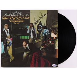"The Oak Ridge Boys ""Room Service"" Vinyl Record Album Signed by (4) Richard Sterban, Duane Allen, Joe"
