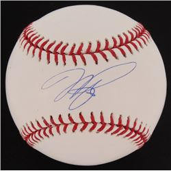 Mike Piazza Signed OML Baseball (PSA COA)