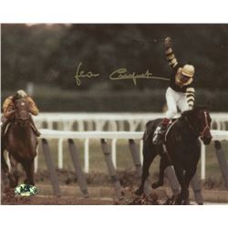Jean Cruguet Signed 8x10 Photo (MAB Hologram)