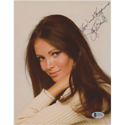 "Jaclyn Smith Signed ""Charlie's Angels"" 8x10 Photo Inscribed ""Love and Happiness"" (Beckett COA)"
