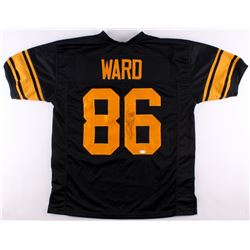 Hines Ward Signed Steelers Jersey (TSE Hologram)