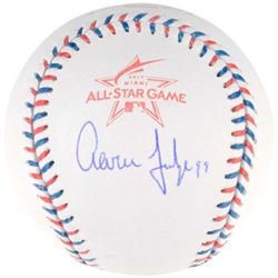 Aaron Judge Signed 2017 All-Star Game Baseball (Fanatics)