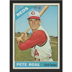 1966 Topps #30 Pete Rose DP