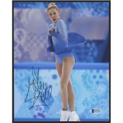 Gracie Gold Signed 8x10 Photo (Beckett COA)