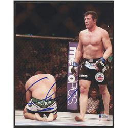 Chael Sonnen Signed UFC 8x10 Photo (Beckett COA)
