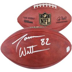 "Jason Witten Signed ""The Duke"" Official NFL Game Ball (Fanatics)"