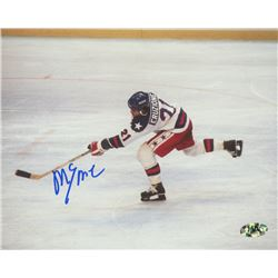 Mike Eruzione Signed Team USA 8x10 Photo (MAB Hologram)