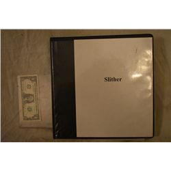 SLITHER ORIGINAL BTS PHOTO PRODUCTION BOOK THIS ONE IS AWESOME!