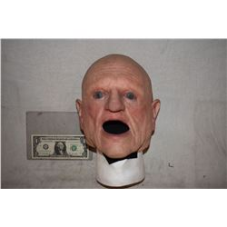 ZZ-CLEARANCE OLD MAN SILICONE WEARABLE MASK 1