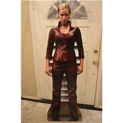 ZZ-CLEARANCE TERMINATOR 3 RISE OF THE MACHINES KRISTANNA LOKEN THEATER STANDEE