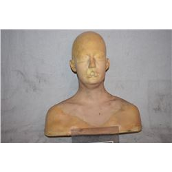 ZZ-CLEARANCE BUST WITH SILICONE NECK FOR DISPLAY