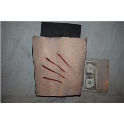 ZZ-CLEARANCE TRUE BLOOD CLAWED SILICONE FLESH