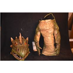 DRAGON COSTUME FROM DISNEY SHOW