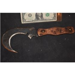 SEASON OF THE WITCH BLOODY DEMON MONK HOOK DAGGER MEDIEVEL TIMES WEAPON
