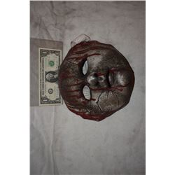 CREEPY BLOODY SILICONE DOLL MASK