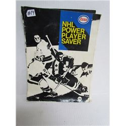 NHL Power Player Saver (Esso)