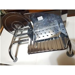Vintage Hand Operated Food Slicer