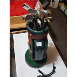 Working Golf Bag Telephone