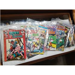 13 Comic books